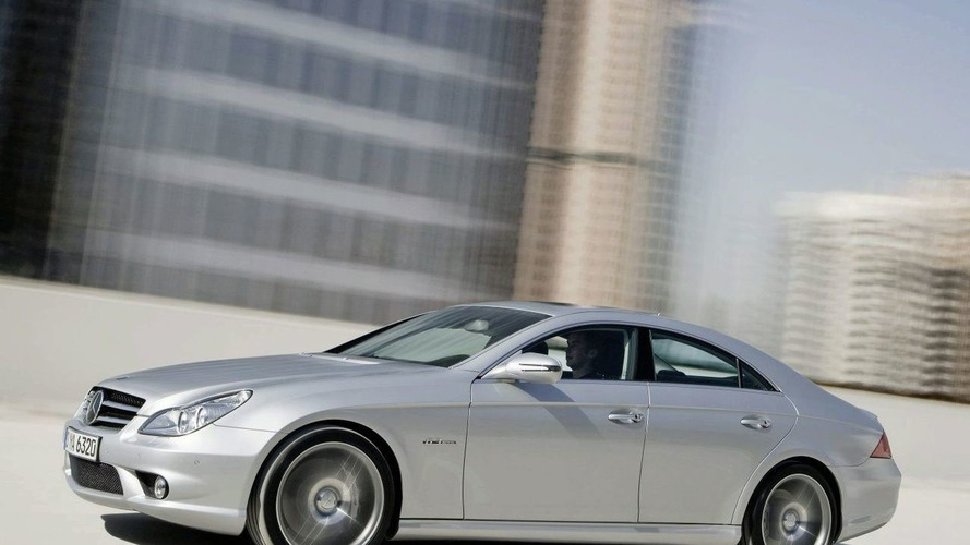 Official: Mercedes CLS Facelift Released