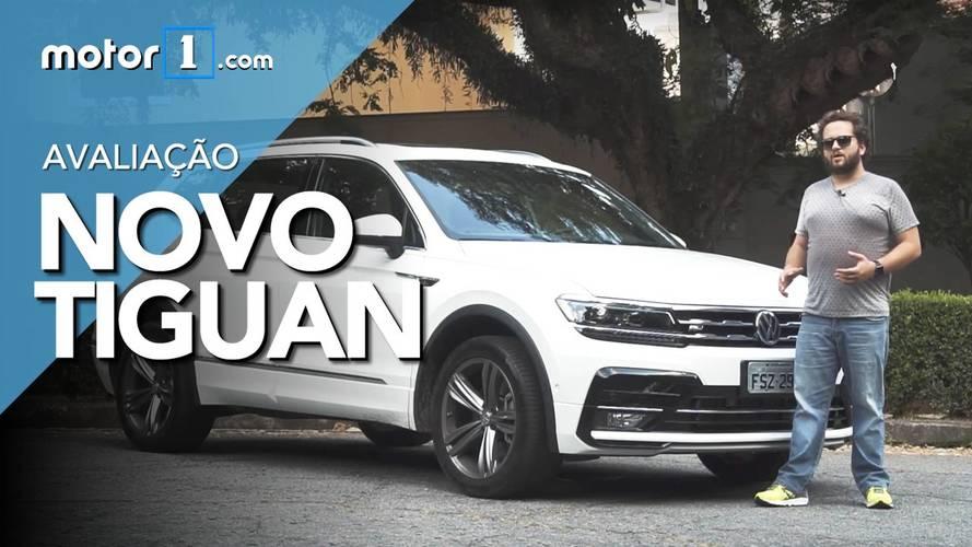 Vídeo - SUV do Golf? Avaliação Novo VW Tiguan R-Line 2.0 TSI 2019
