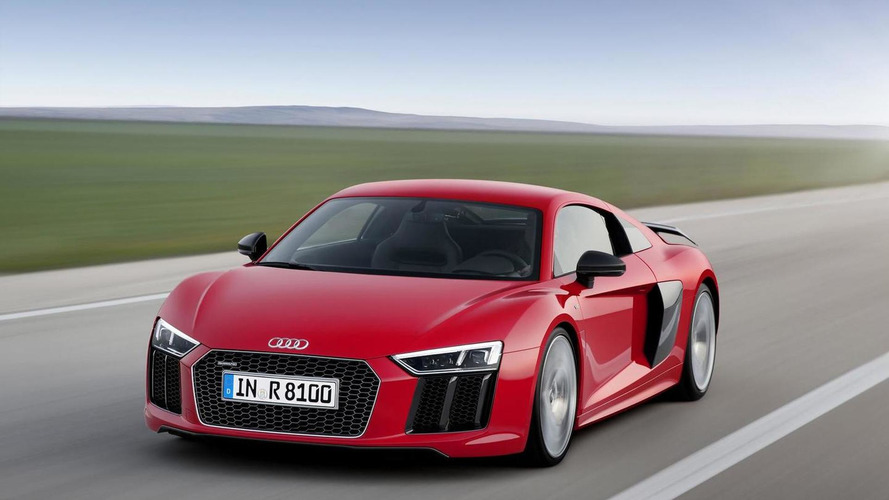 2015 Audi R8 e-tron goes official with 450 km range