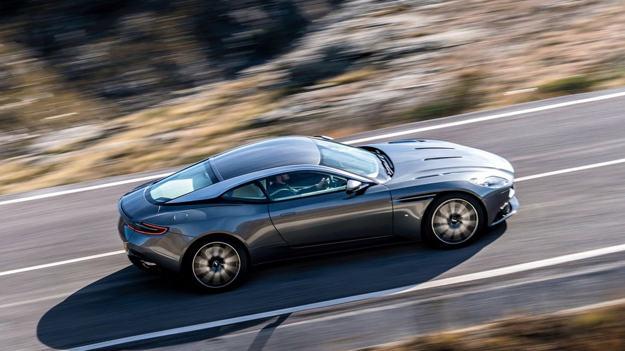 Aston Martin CEO to personally inspect first 1,000 DB11s