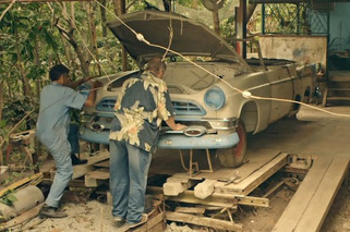 Ernest Hemingway's '55 Chrysler to be Restored in Documentary