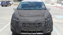 2017 Honda Odyssey spy photo