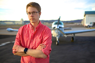 Matt Guthmiller Becomes Youngest Pilot to Fly Around the World Solo