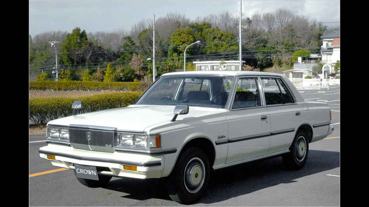 6. Generation : S110 von 1979 bis 1983