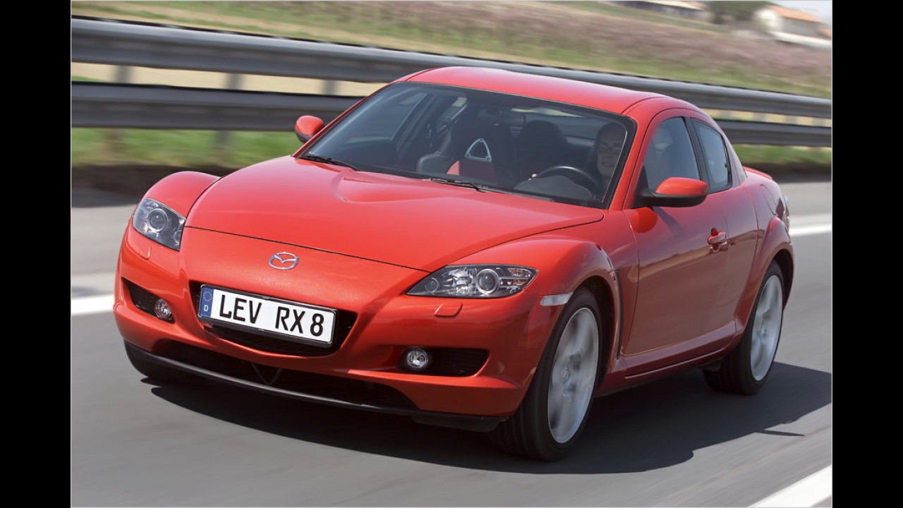 Mazda RX-8 (Gesamtsieger 2003)
