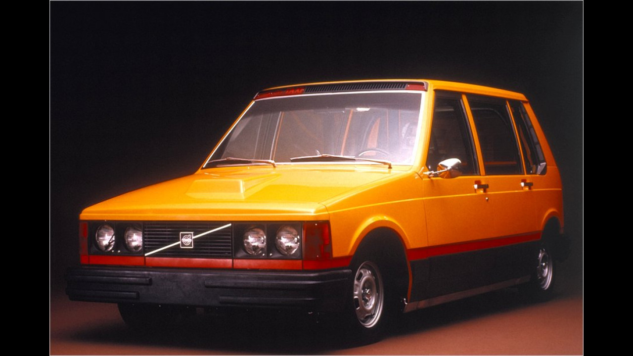 Volvo Experimental Taxi (1977)