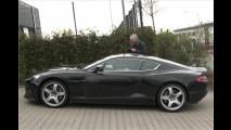 Erwischt: Aston Martin DB9