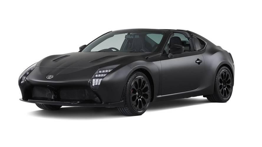 Toyota revela conceito esportivo HV Sports