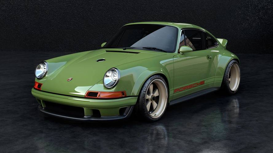 Singer's New 911 Restoration Packs 500 HP Into Lightweight Body