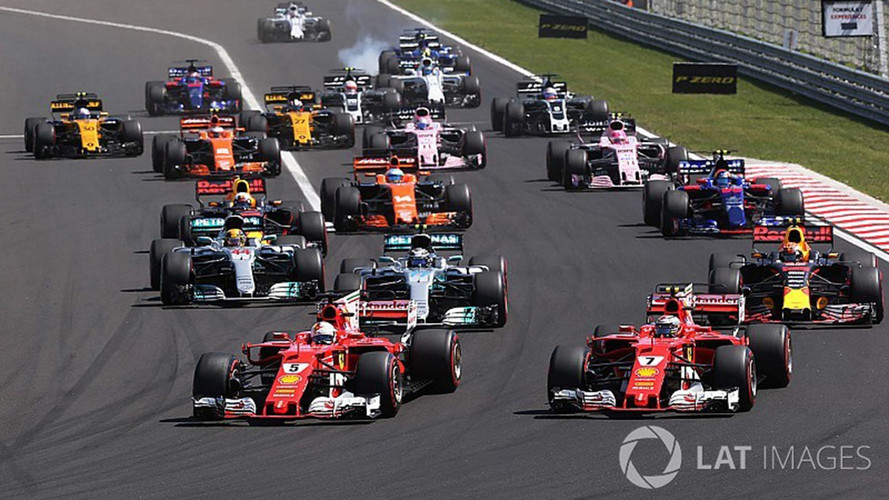 F1 lacks 'depth of competition' says Mansell