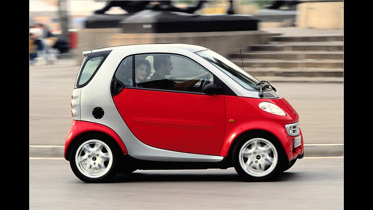 Smart Fortwo (1998 bis 2007)