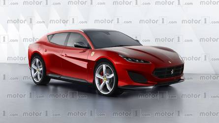 Ferrari Boss Promises SUV Will Drive And Look Like A Ferrari