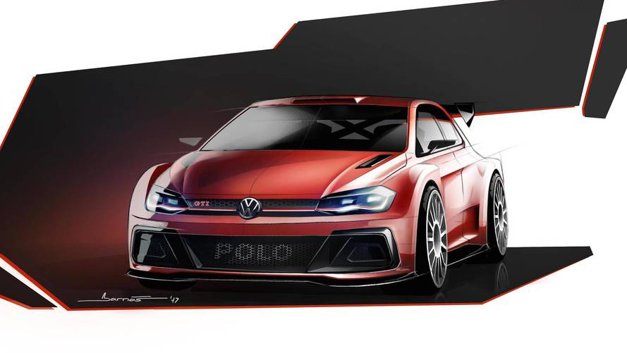VW teases its new 270bhp Polo GTI R5 rally car