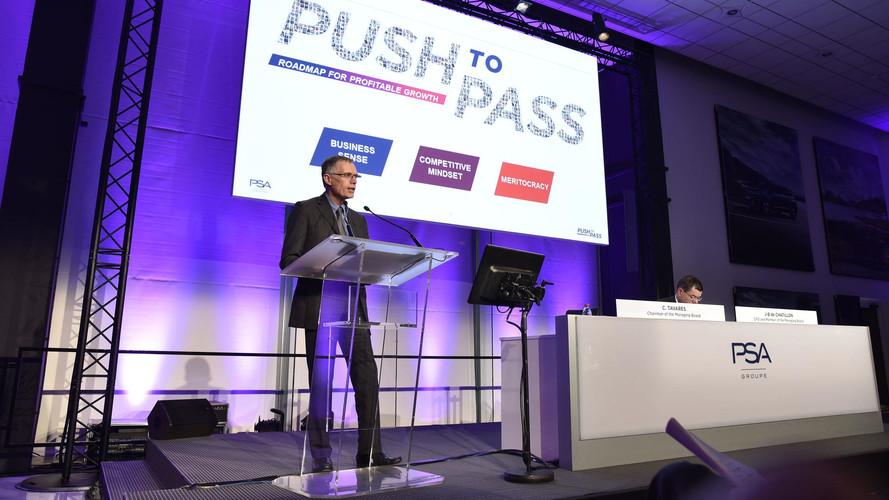 Carlos Tavares - Groupe PSA
