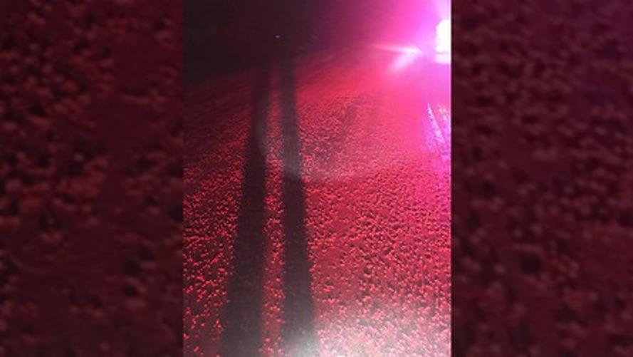 Des milliers de Skittles déversés sur une route