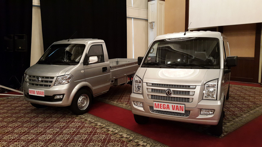 DFSK, Şahsuvaroğlu ile Türkiye'de