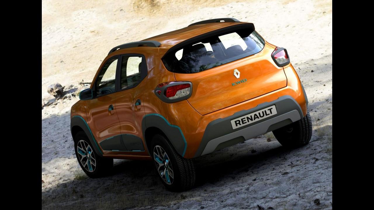 """""""Deve ser mais fácil vender Kwid no Brasil do que na Índia"""", diz executivo da Renault"""