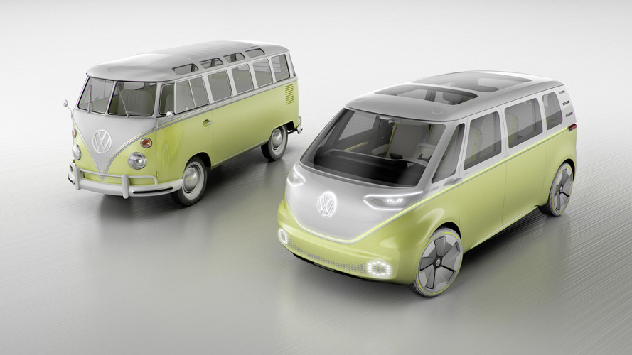 Resmi: Volkswagen I.D. Buzz 2022'de satışa sunulacak