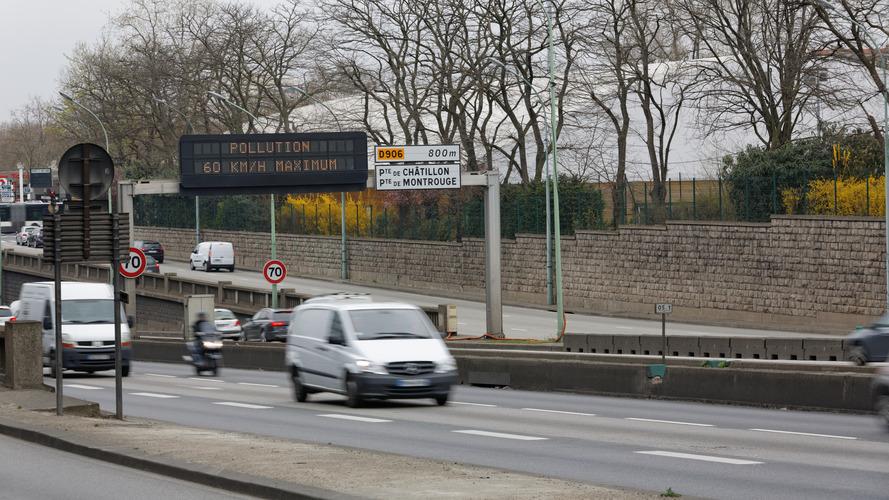 Départs en vacances - Circulation alternée reconduite à Paris !