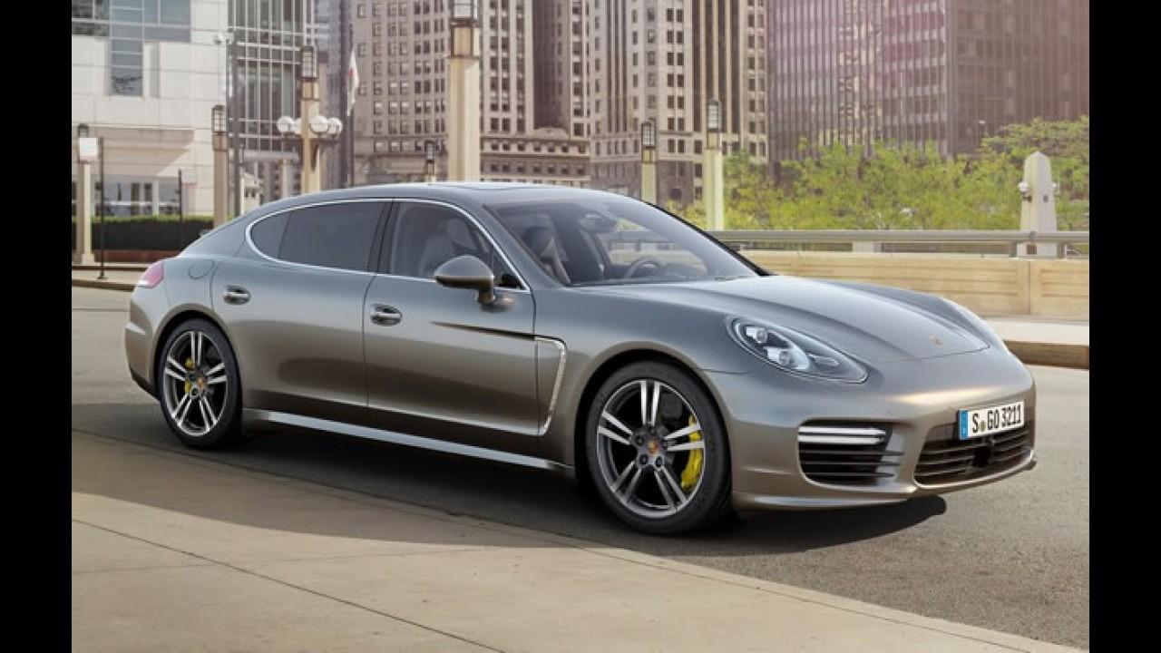 Porsche oferece plano de financiamento com 30% de entrada no Brasil