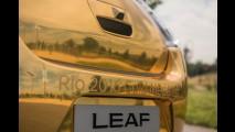 Rio 2016: Nissan vai premiar atletas que conquistarem medalha de ouro com Leaf especial