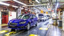 2017 Subaru Impreza U.S. made