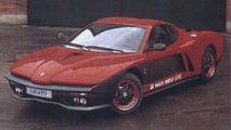 1993 Ferrari F.Z. 93 konsepti