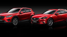 2015 Mazda CX-5 & Mazda6 announced for Geneva