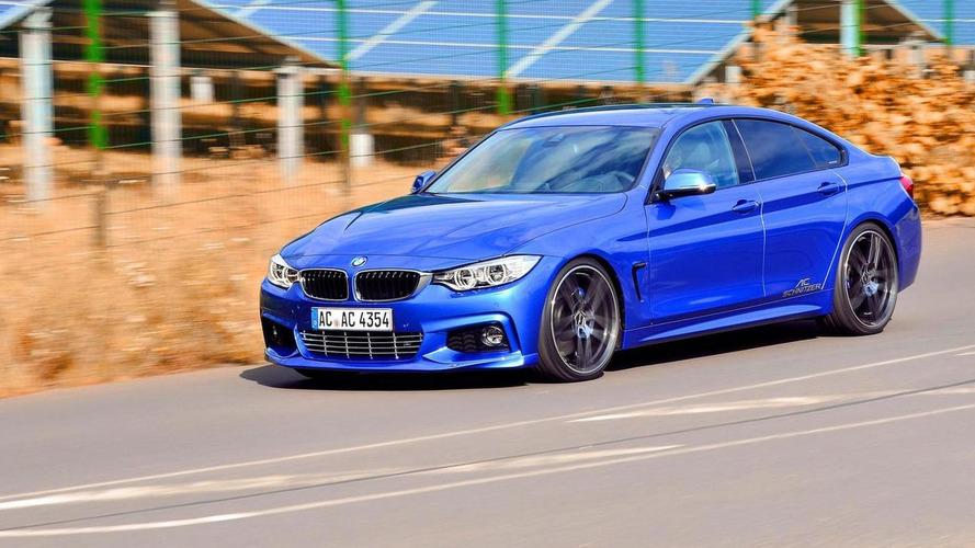 AC Schnitzer refines BMW 4-Series GranCoupe