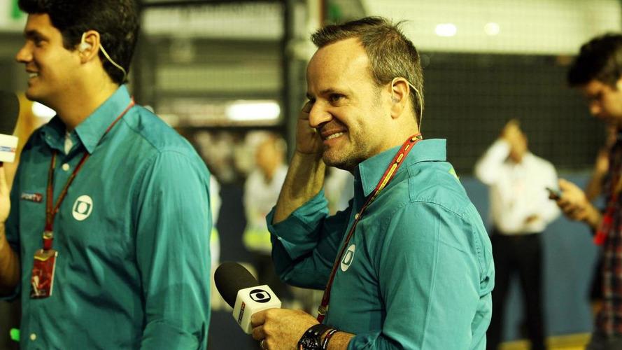 Barrichello 'fell asleep' during 2015 opener