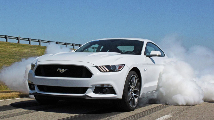 Mustang EcoBoost to be tuned by Ford Racing by the end of 2015