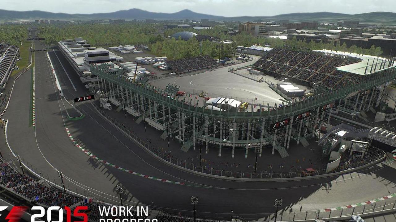 F1 2015 screen shot