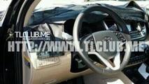 2016 Hyundai ix35 / Tucson spy photo / TLClub