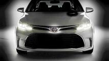 2016 Toyota Avalon teaser (modified)