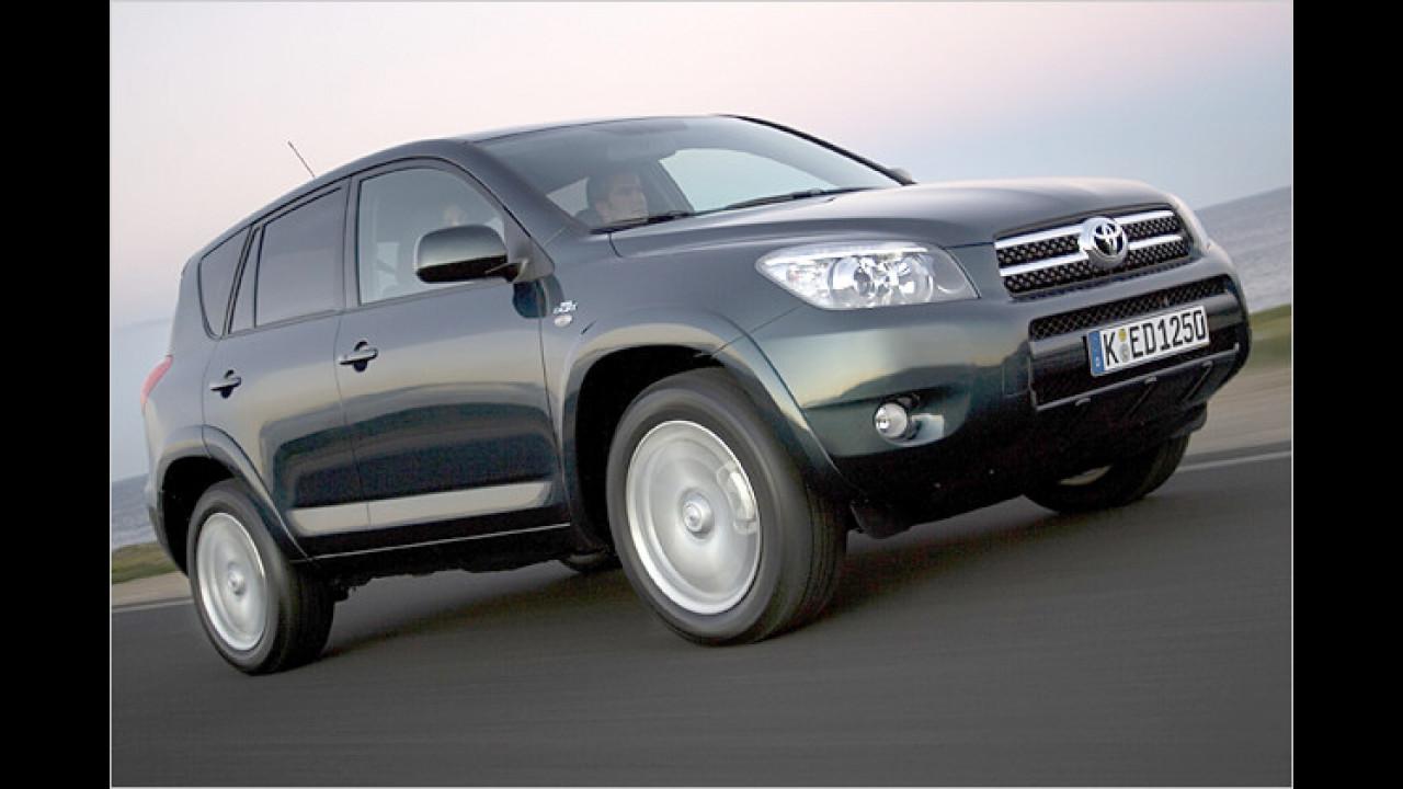 Toyota RAV4 2.2 D-4D 4x4 RPF