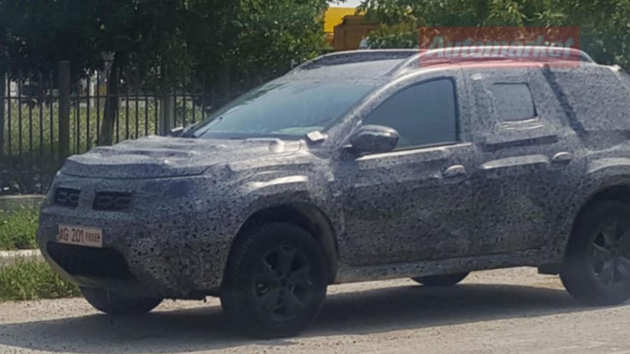 Flagra Renault Duster