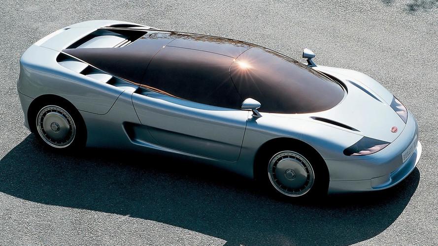 Bugatti ID 90 And EB 112, EB 118, EB 218: Concept We Forgot