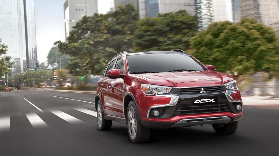 Recall Mitsubishi no Brasil - Motor pode apagar em Lancer, Outlander e ASX