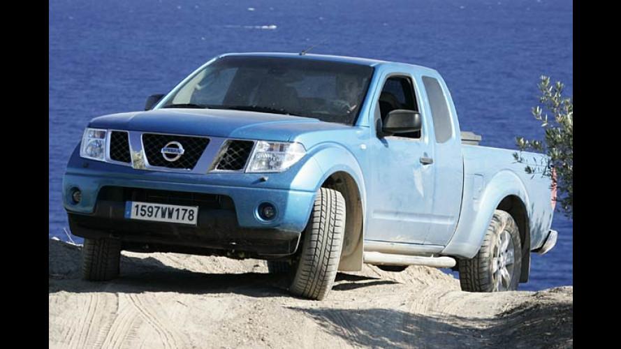 Naturbursche im Nadelstreif: Nissan Navara 2.5 dCi im Test