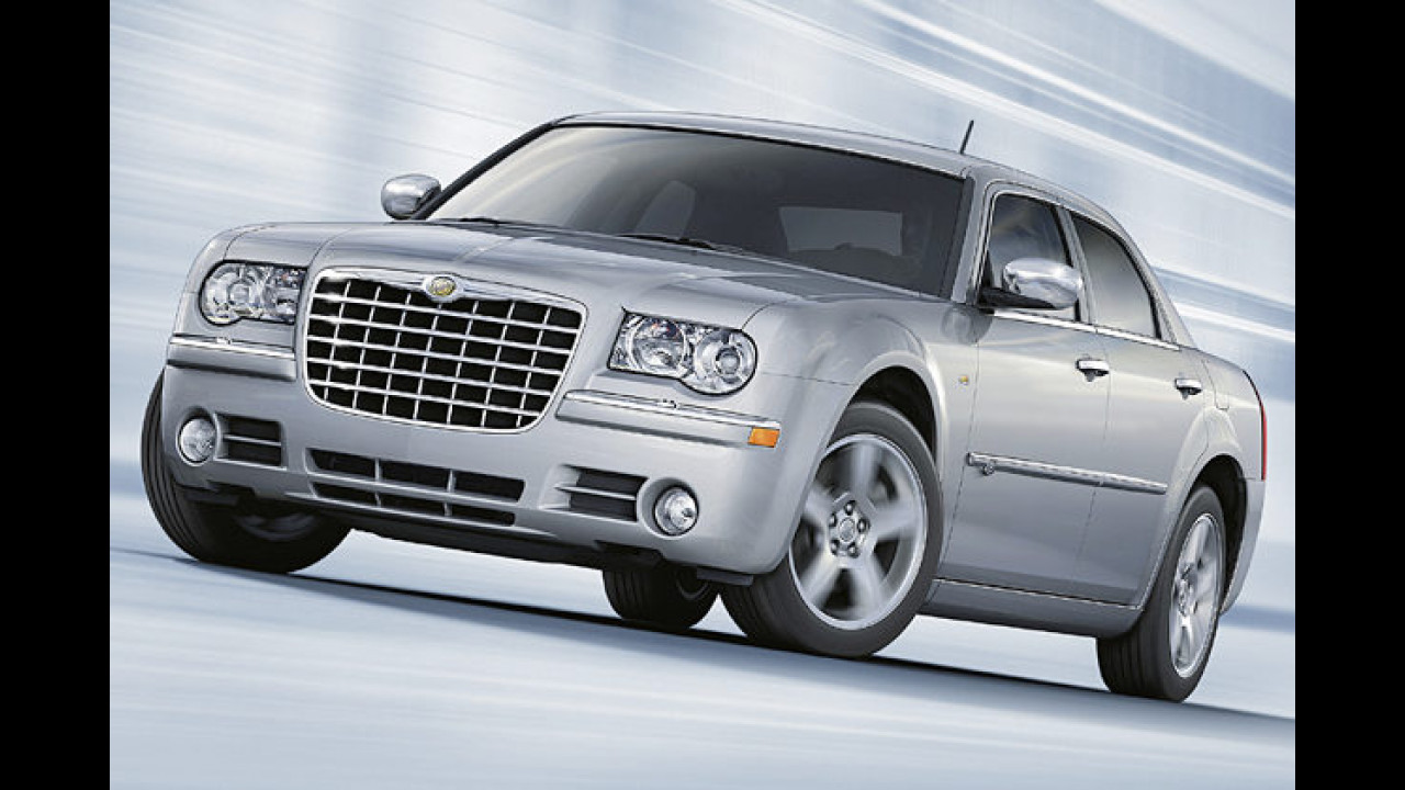 Feinschliff bei Chrysler