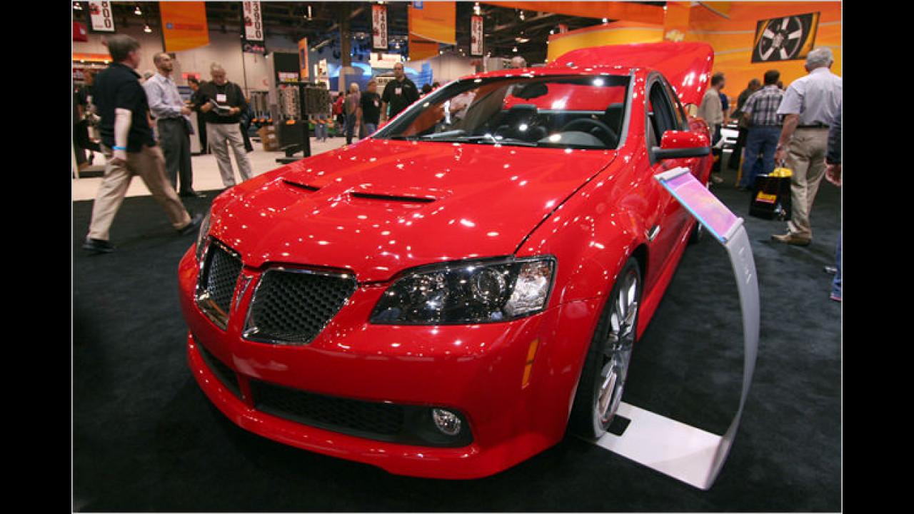Pontiac G8 ST Concept