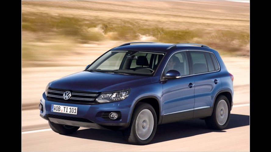 VW Tiguan: Anderes Gesicht und neue Assistenten