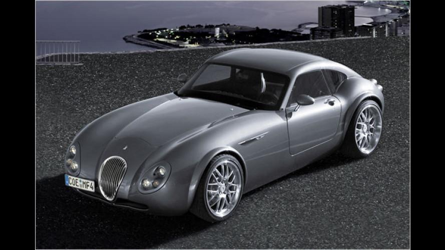 Wiesmann GT MF4 jetzt mit zwei Motorisierungen erhältlich