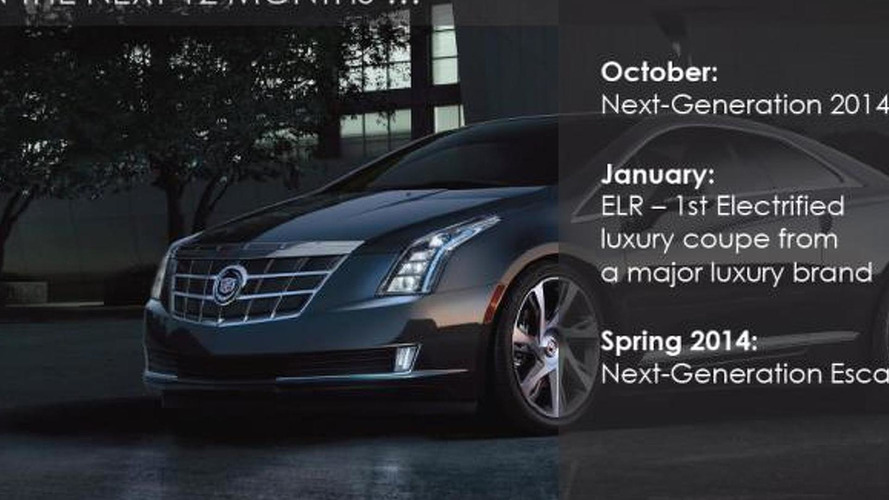 Next-generation Cadillac Escalade confirmed for spring 2014 launch