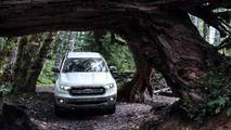 2018 Ford Ranger Off-Road gizemi