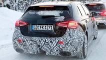 Mercedes-AMG A35 yeni casus fotoğraf