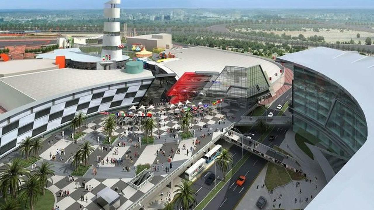 F1-X them park in Dubai