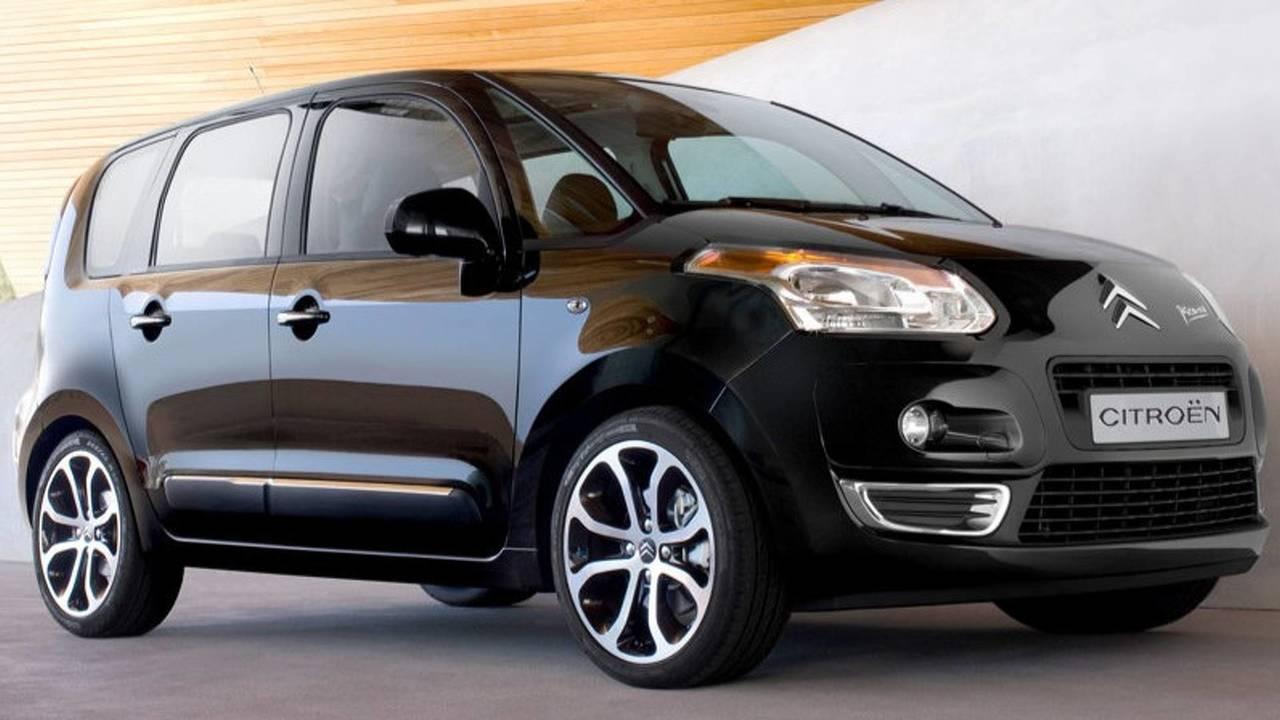 Les Citroën Picasso