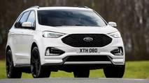 Ford Edge (frissített) (Euro-spec)