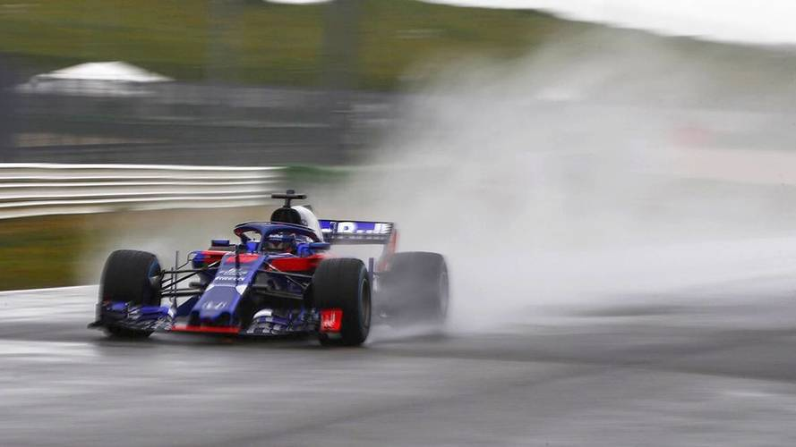 Toro Rosso Reveals First Image Of 2018 F1 Car